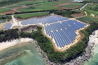 Solarpark Miyakojima (JP)