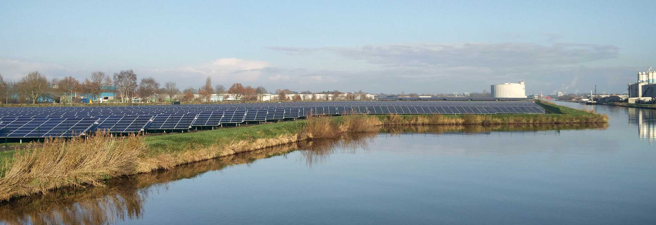 Solarpark von MKG Göbel