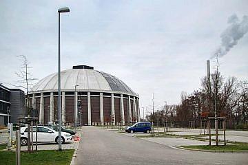 Dachanlage Kohlekraftwerk Moorburg