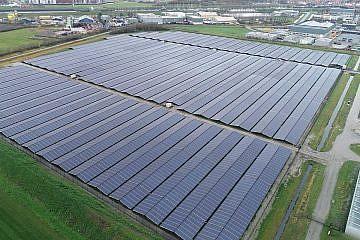 Solarpark Zierikzee, NL