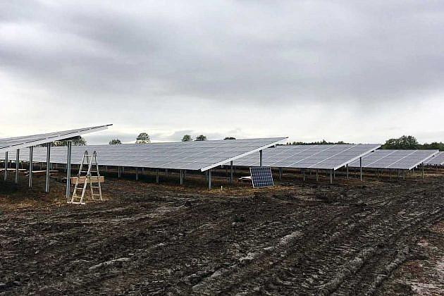 Solarpark Brunnen (D)