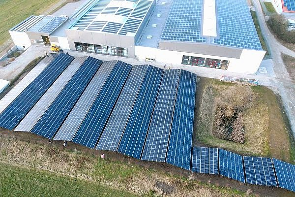 Solaranlage Wemding (D)