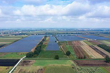 Solarpark Schornhof (D)