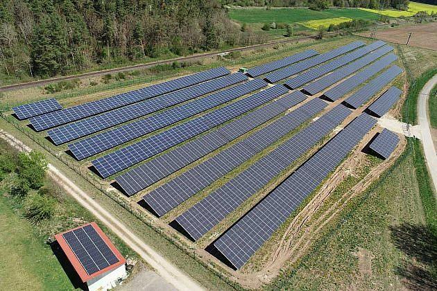 Solarpark Pleinsfeld-Ramsberg I/II