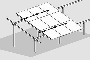 Innovative patentierte Montage 2.0