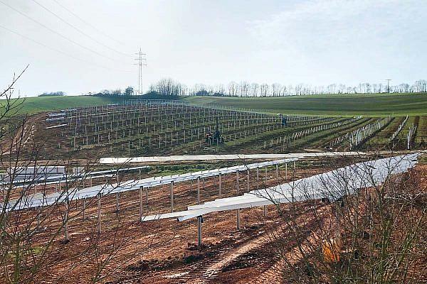 Solarpark Föhren (D)