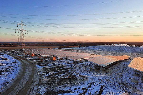 Solarpark Mülldeponie Dormagen (D)
