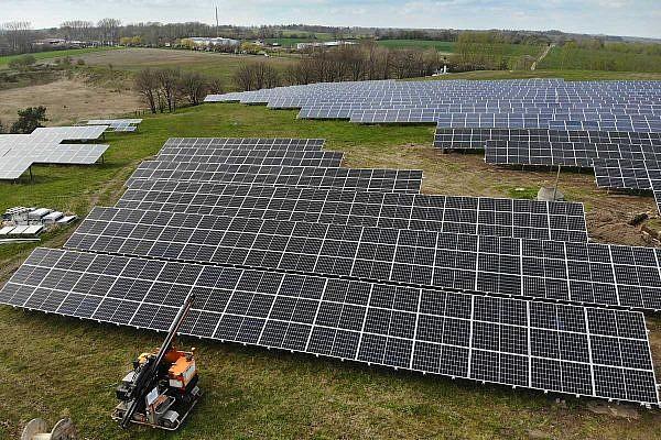 Solarpark Deponie Stralendorf (D)