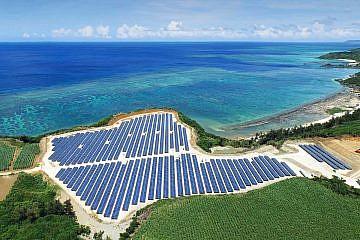 Solar park Miyakojima (JP)