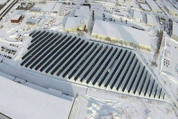 Solar park Hokkaido (JP)