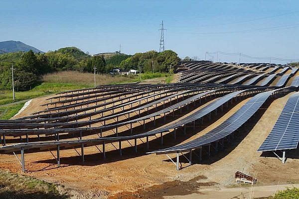 Solar park Hamada (JP)