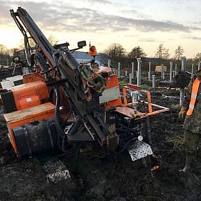 Solar park Veendam (NL)