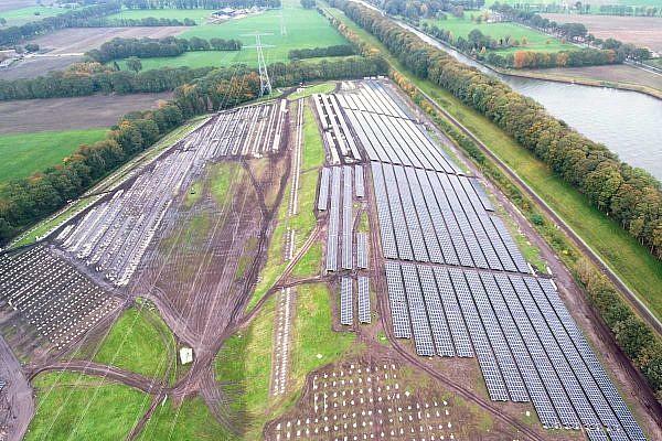 Solar park Lochem (NL)