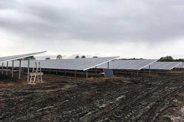 Solar park Brunnen (D)