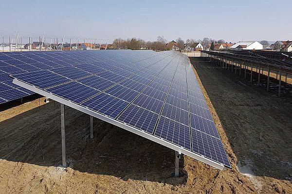 Solar park Biburg (D)