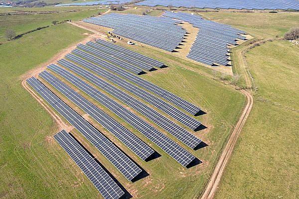 Solar park Plütscheid II (D)