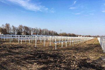 Solar park Schornhof (D)