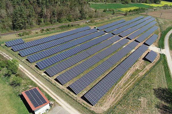 Solar park Pleinfeld-Ramsberg I/II (D)