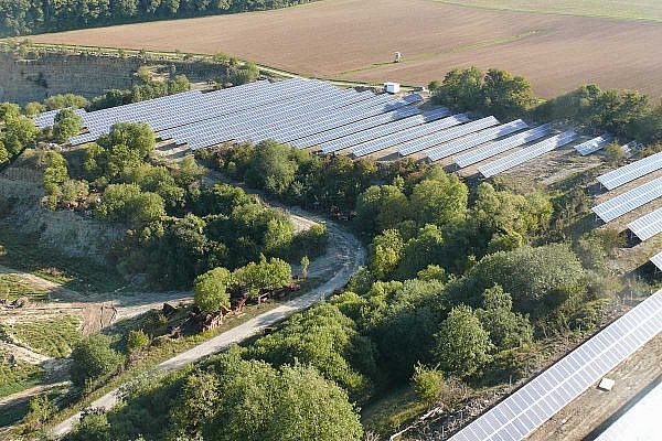 Project stone quarry Nitzenhausen (D)