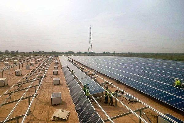 Solar park Kaolack, Senegal