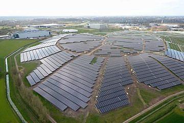 Solar park Bavelse Berg (NL)