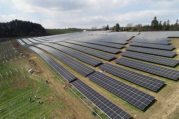 Solar park Lauperath (D)