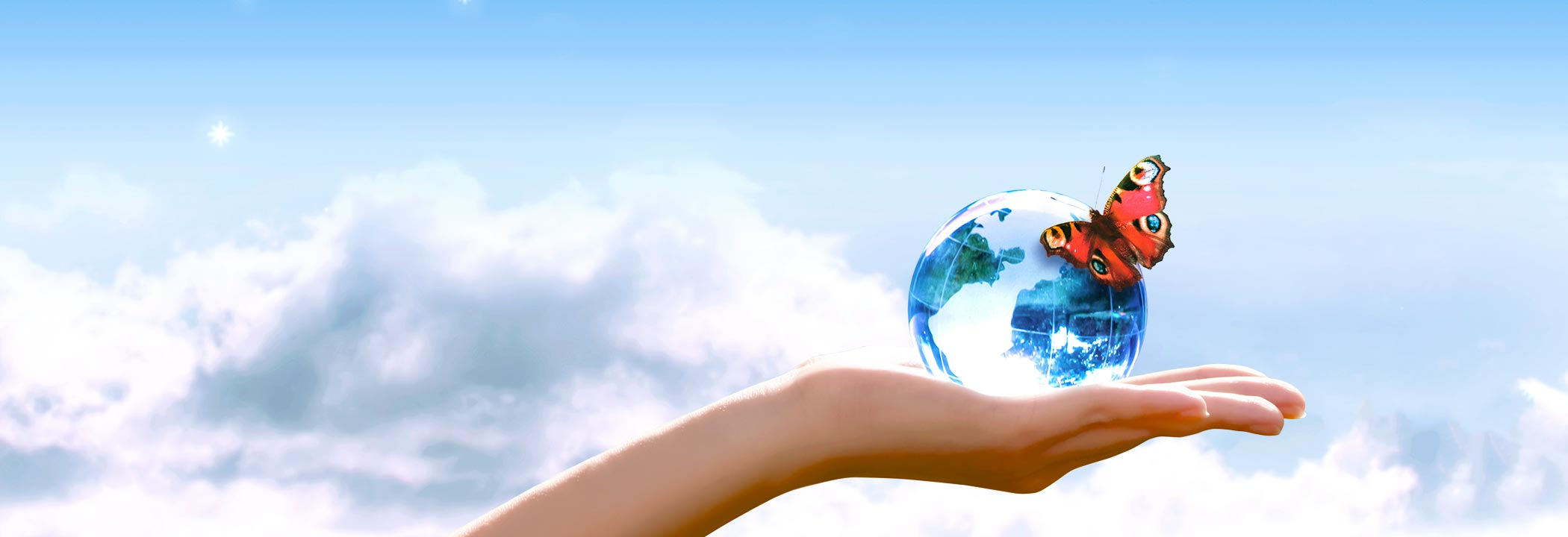 Photovoltaics - active climate protection